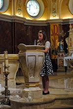 Photo: Msza św. na zakończenie roku