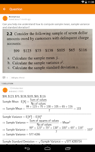 Chegg Textbooks & Study Help Screenshot 11