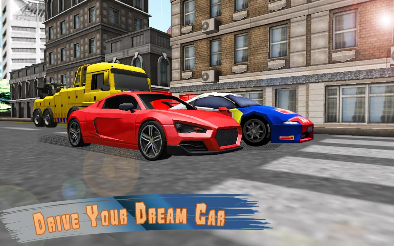 Tarzan Car Racing Game