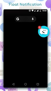 Notify Bubble - Fly Chat Screenshot