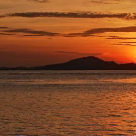 The fisherman by Muhammad Ikhsan - Landscapes Sunsets & Sunrises