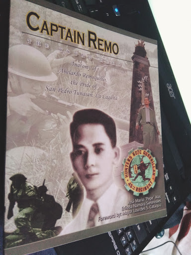 Captain Remo of San Pedro Tunasan