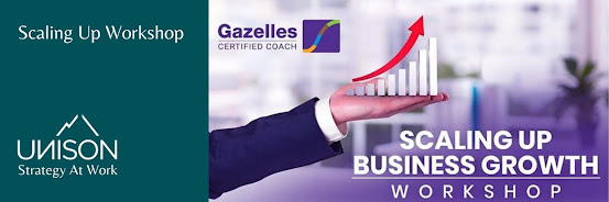 Scaling Up Business Workshop'21 - Powered by Gazelles' world renowned Rockefeller Habits Execution Checklist