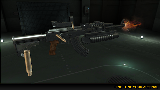 Gun Club Armory Screenshot