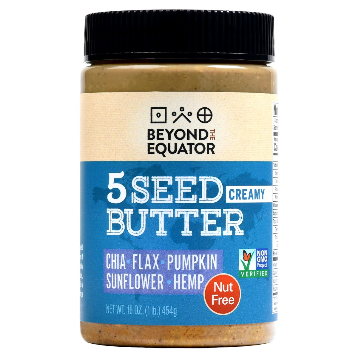 5 Seed Butter - Creamy