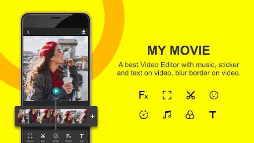 Video Editor for Youtube, Music - My Movie Maker  screenshots 9