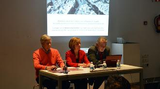 Juan Díaz, Mª Teresa Pérez y Alfonso Ruiz, redactores de la propuesta
