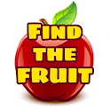 Find the Fruit - Word Quiz icon