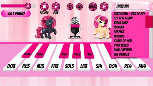 Girl Piano : Pink Piano android2mod screenshots 7