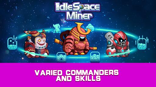 Idle Space Miner - Idle Cash Mine Simulator 1.3.4 screenshots 2