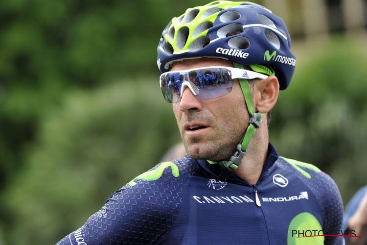 """Mooi gebaar Valverde: """"Prijzengeld voor familie Scarponi als ik win"""""""