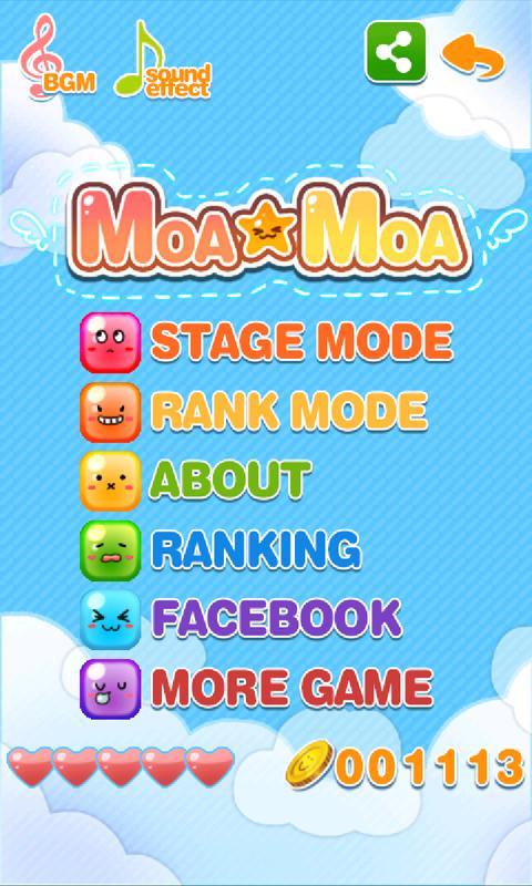 Скриншот MoaMoa