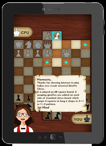 Giraffe Chess - No draw, Only win or lose 1.0 screenshots 7