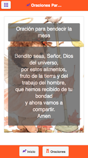 Oraciones Para Niños- screenshot thumbnail