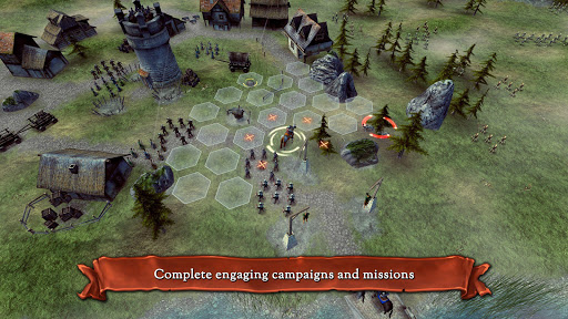 Hex Commander: Fantasy Heroes  screenshots EasyGameCheats.pro 5