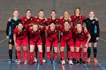 Futsal Flames verlaten EK-voorronde met opgeheven hoofd