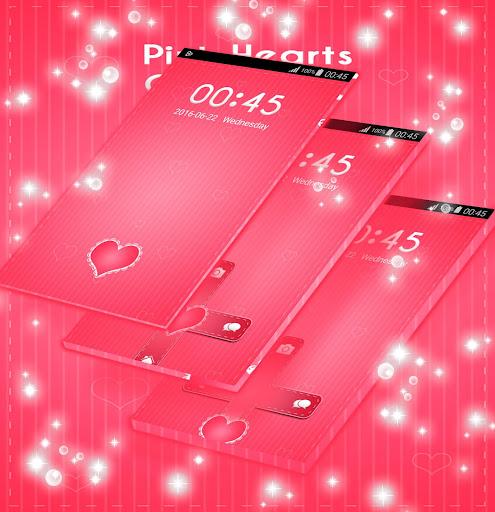 玩免費個人化APP|下載粉红色的心去更衣室 app不用錢|硬是要APP