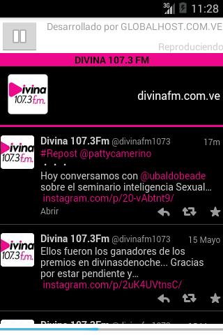 DIVINA 107.3 FM