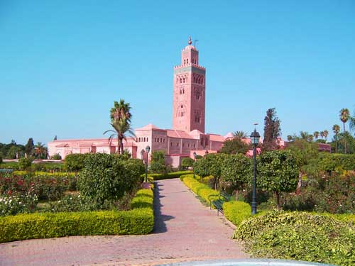 Photo Mosquée Koutoubia