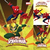 Marvel Universe Ultimate Spider-Man: Web Warriors (2014-)