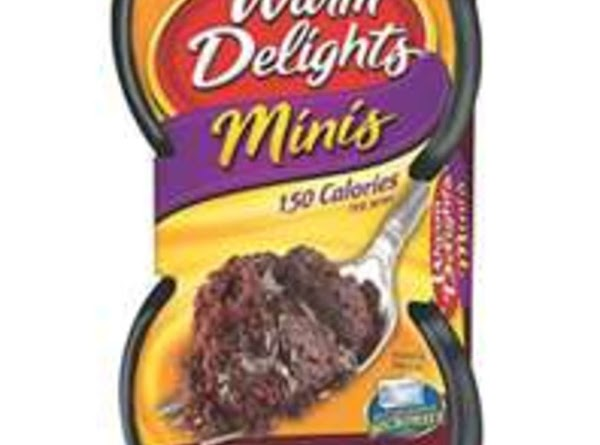 Warm Delights Mini's Molten Chocolate Cake Copycat Recipe