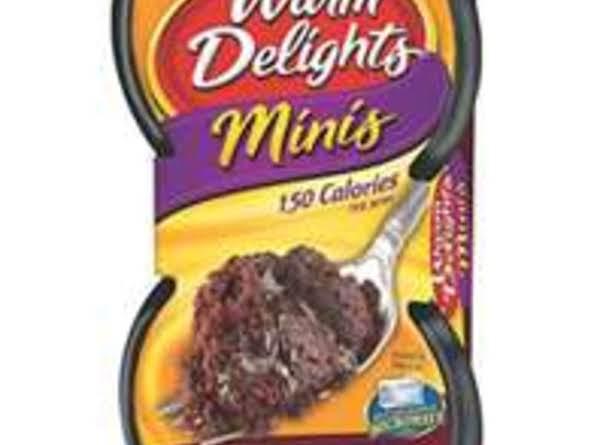 Warm Delights Mini's Molten Chocolate Cake Copycat