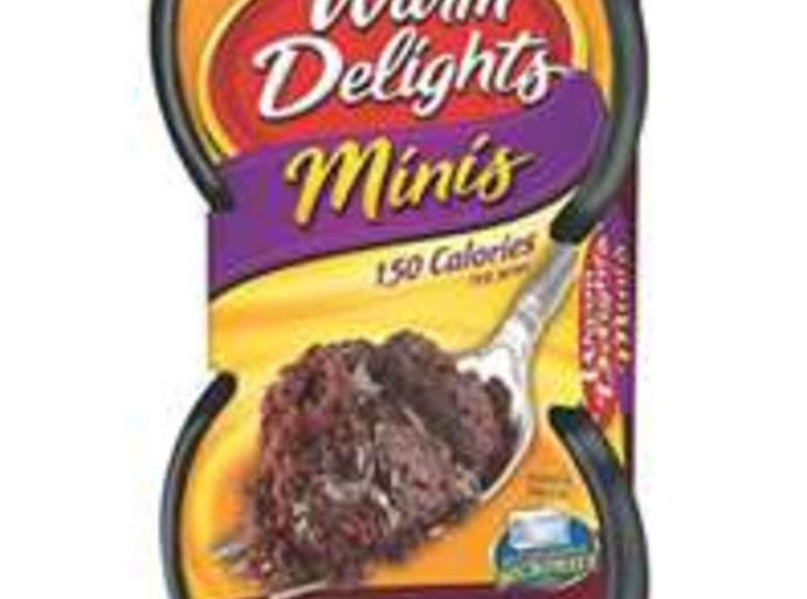 Betty Crocker Mini Molten Chocolate Cake