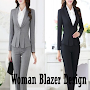 Woman Blazer Design APK icon