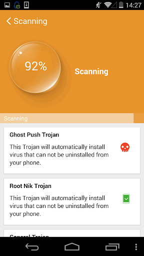Stubborn Trojan Killer screenshot 3