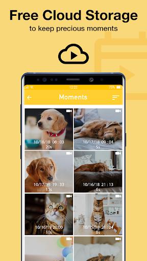 Alfred Home Security Camera 3.15.1 (build 1678) screenshots 8