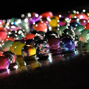 liquid balls by Mervin Anto - Artistic Objects Toys ( pwcabstractdiamonds-dq, pwcabstractdiamonds )