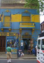 Photo: Buenos Aires, Künstlerviertel La Boca, Foto Göbel