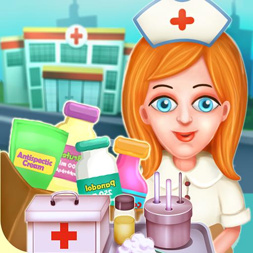 Игра для детей больница картинки