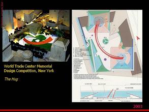 Photo: World Trade Center Memorial Design Competition