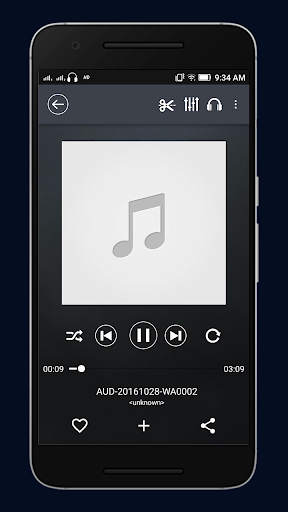 Music Player for Samsung Galaxy 3.1 2