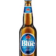 Labatt Blue, 340 ml Bottled Beer (5% ABV)