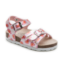 Step2wo Love Heart - Buckle Sandal SANDAL