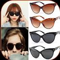Stylish Sun Glasses Photo Editor – Try On Glasses icon