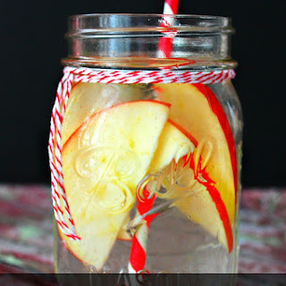 Apple Detox Infused Water