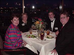Photo: Diana Hawley, Linda Godsey, Ernest Godsey, George Mayes
