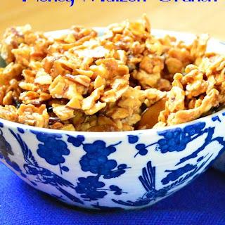 Honey Crunch Matzoh Brittle