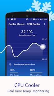 App Cooler Master - CPU Cooler APK for Windows Phone