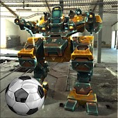 Robotic FootBall challenger