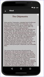 The Chipmunks Music Lyrics - náhled