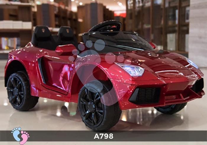 Xe ô tô điện trẻ em Lamborghini A798 2