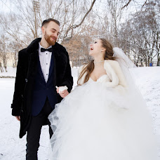 Wedding photographer Anna Gabitova (annagabitova). Photo of 17.12.2018