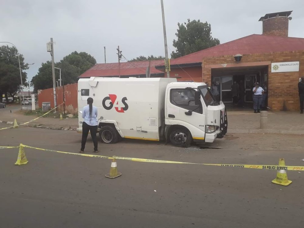 Police arrest man after foiled Soweto cash heist - SowetanLIVE