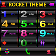 theme futura colors rocketdial
