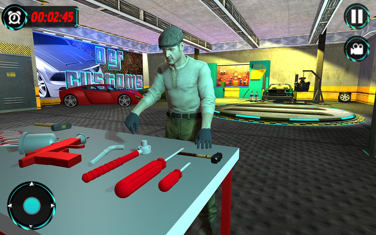 Car Mechanic Simulator  Parking