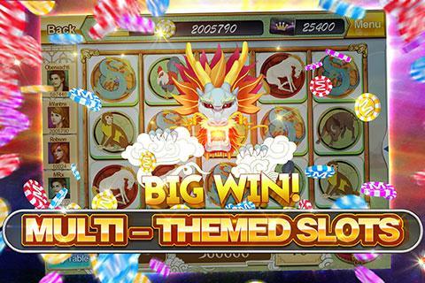 MyMacao casino - Free Slots